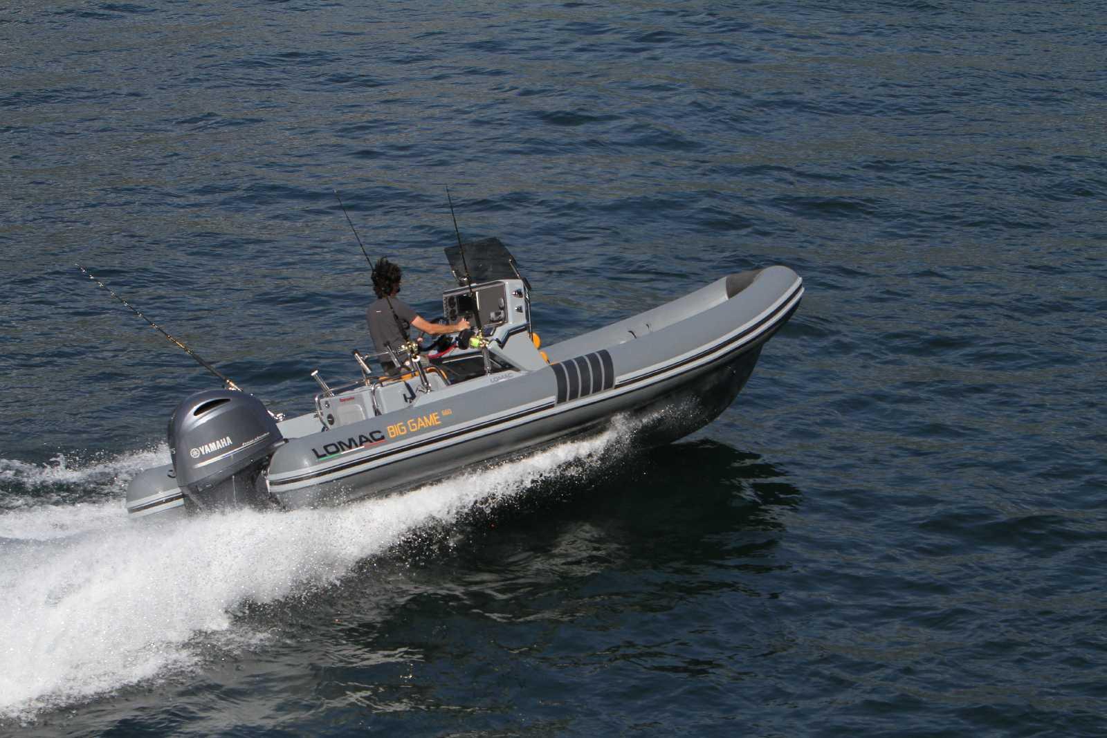 LOMAC - италиански RIB лодки 319_0
